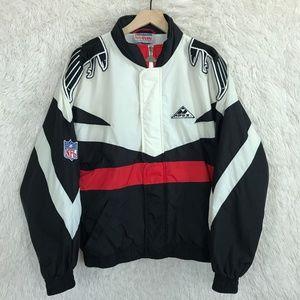 Atlanta Falcons Jacket NFL Pro Line Vintage 90s